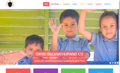 CENTRO EDUCATIVO FILIPENSES 4,13